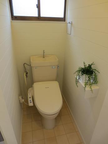南山田テラスハウストイレ