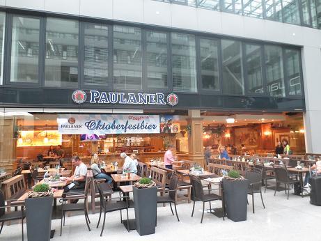 フランクフルト、ドイツレストラン
