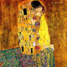 ウィーンクリムト接吻2