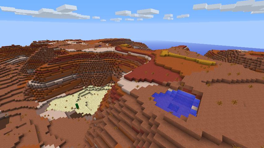 Mesa Plateau