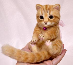 茶トラ子猫131210 054