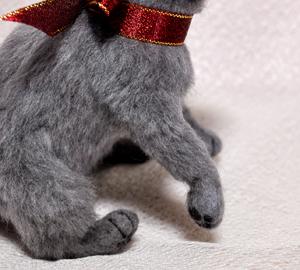ロシアンブルー猫131225 049