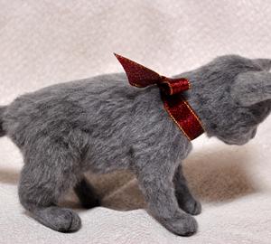 ロシアンブルー猫131225 051