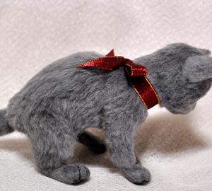 ロシアンブルー猫131225 052