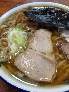 ケンちゃんラーメン 酒田本店 中華そば 小盛 うす口