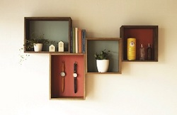 DIY1飾り棚