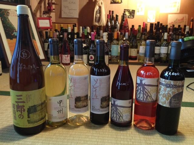 2013 09 08 ソレイユワイン