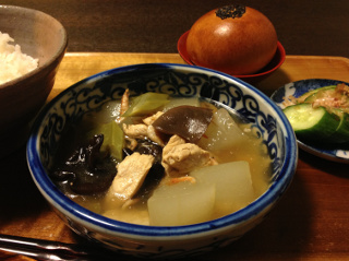 Sep17_冬瓜スープ