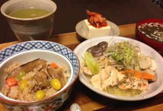 Nov05_鮭と野菜の蒸し焼き
