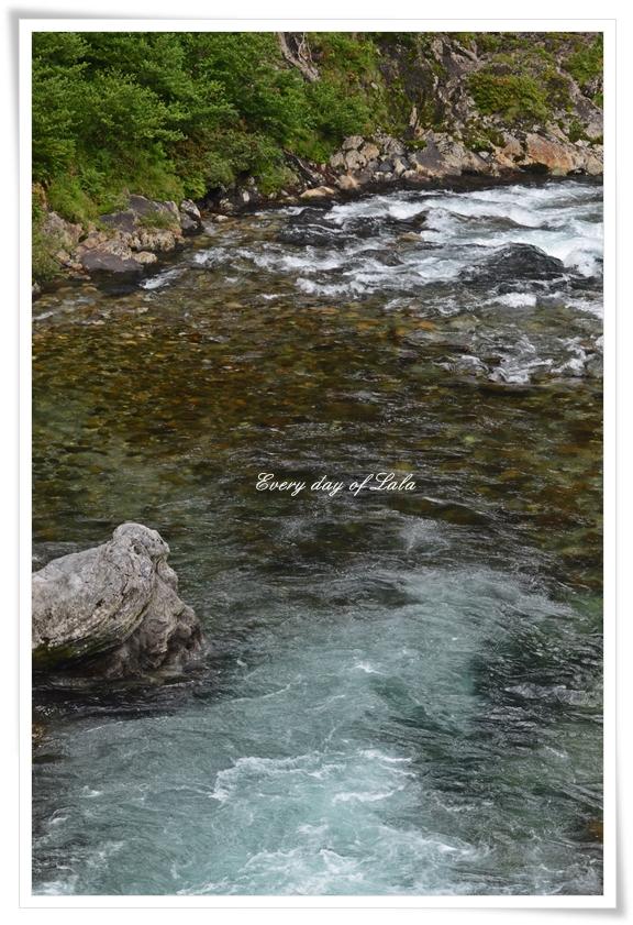 板取川へ201306