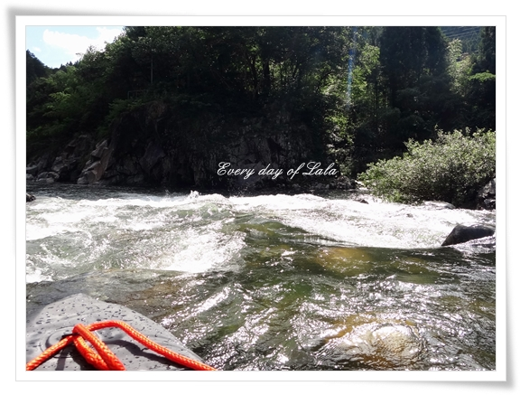 カヤック川下り201307