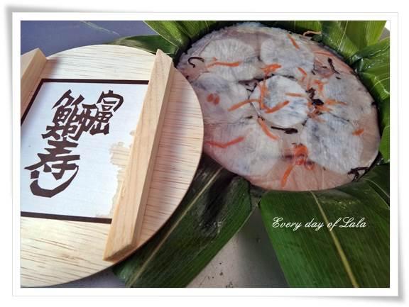 ぶり寿司201308