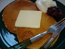バターミルク、コーングリッズ
