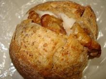 胡桃チーズサンド