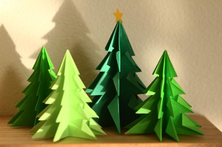 簡単 折り紙 折り紙 木 : goopee.blog.fc2.com