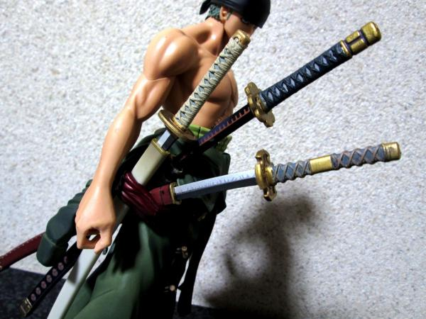 MASTER STARS PIECE THE RORONOA.ZORO 「ロロノア・ゾロ」