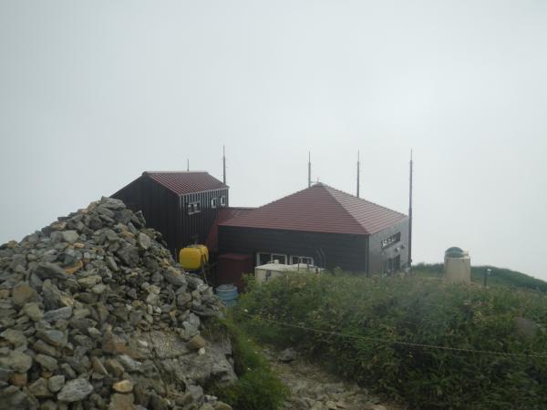 谷川岳 100