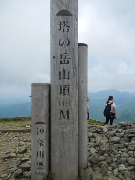 塔ノ岳 082