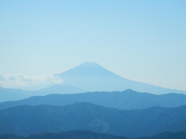 鋸山から日の出山 091