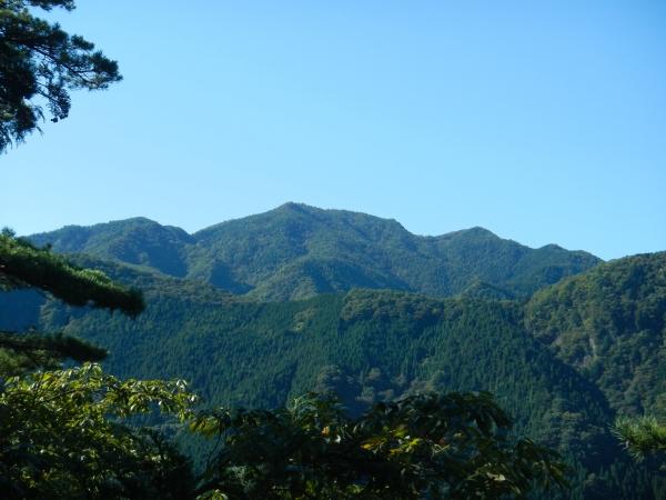鋸山から日の出山 030