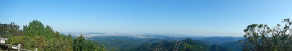 鋸山から日の出山 118