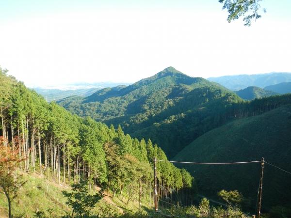 鋸山から日の出山 120