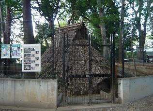代々木八幡宮遺跡
