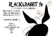 BLACKRABBIT展DM