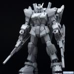 MG ビルドガンダムMk-IIの彩色試作写真