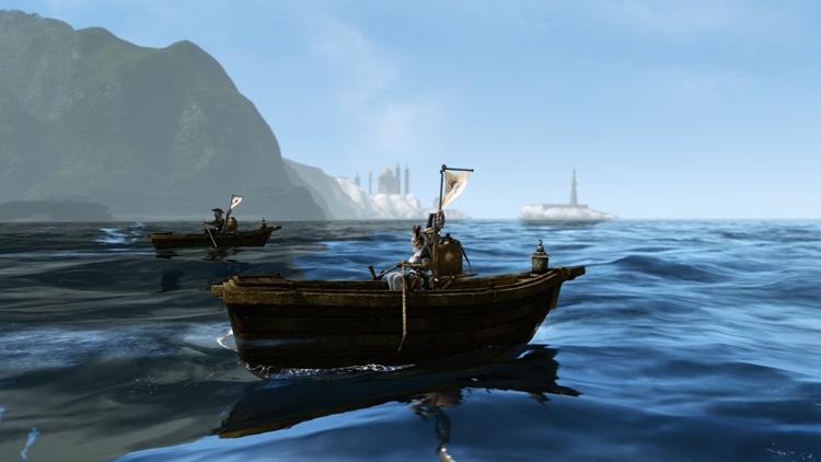 初めての航海