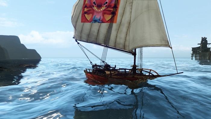 船を奪取1