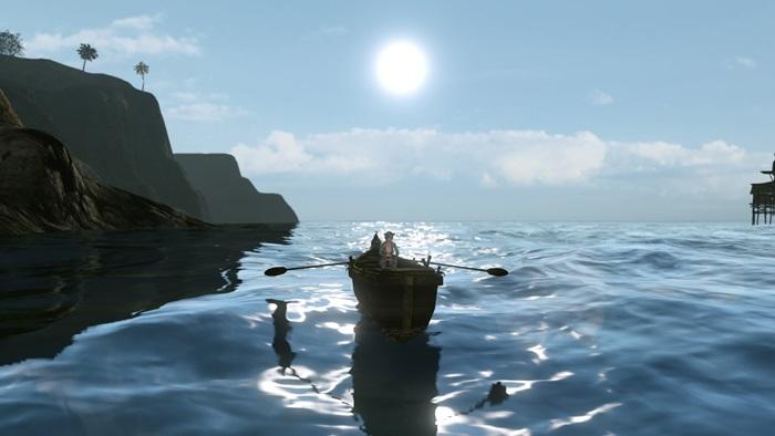 船を奪取2