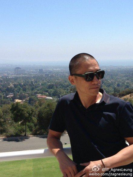トニーさん@ロサンゼルス1