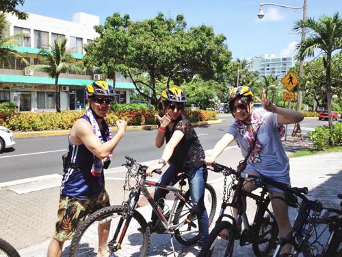 サイクリングcc