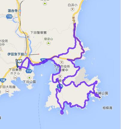 第16回下田水仙ツーデーマーチ・2日目