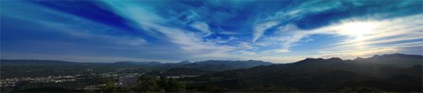藻岩山パノラマ2