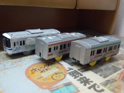 改造ぷられーる土佐くろしお鉄道のくじら列車を作ろう!その2