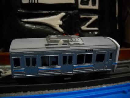 昔の改造品をリメイク・・・JR四国6000系お披露目編
