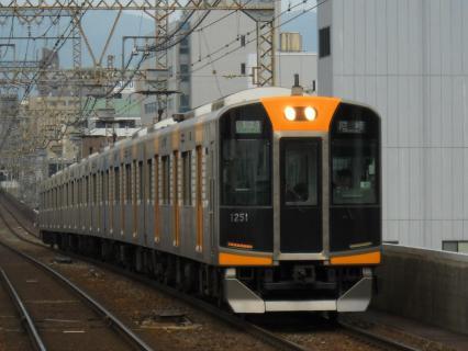 5月25日近鉄奈良線の快急増結運用を狙う