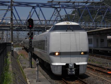 大阪近郊区間の大回り乗車を使って夏の湖北へ 野洲~新大阪編