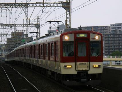 近鉄撮影初めて訪れた俊徳道の大阪寄りで撮ってみる