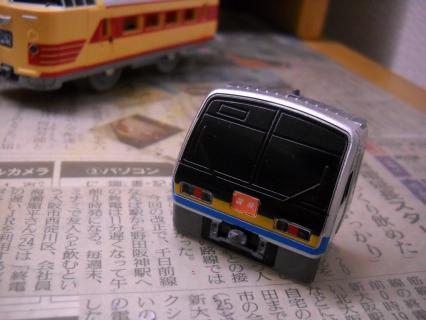 JR西日本の某特急車を作ってみる・・・予告編
