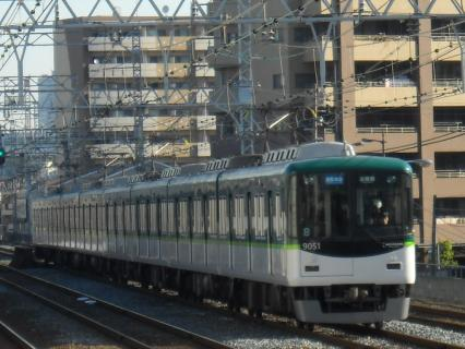 さよなら、おりひめを求めて京阪へその3