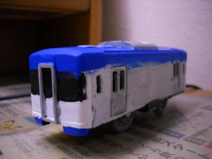 改造ぷられーる土佐くろしお鉄道のくじら列車を作ろう!その3