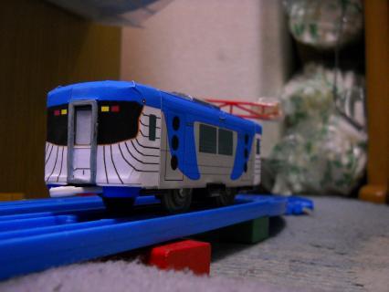 改造ぷられーる土佐くろしお鉄道のくじら列車を作ろう! お披露目編