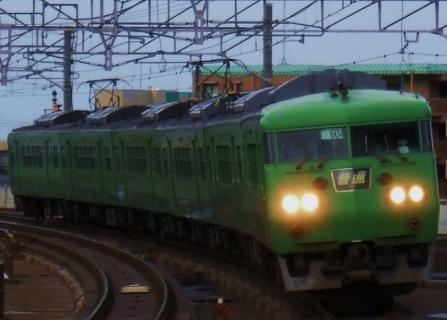 5月1日JR湖西線(山科、大津京)撮影記、混結を撮ろう!