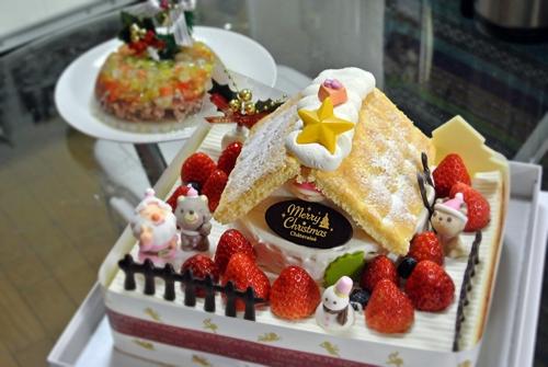 6人用ケーキ