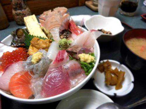 28海鮮丼