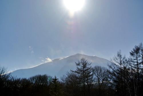 39浅間山