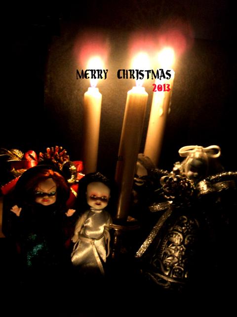 2013クリスマス小1
